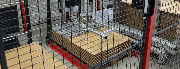automatcell för skitläggning
